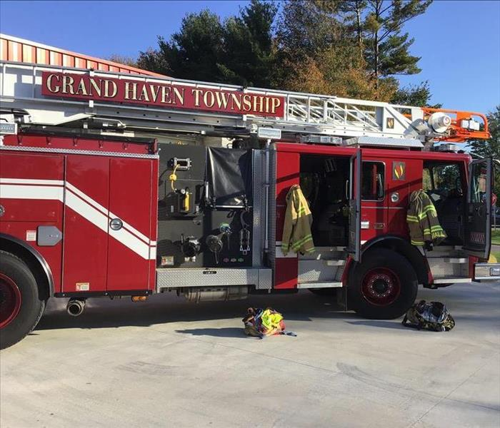 Grand Haven Township Fire Prevention Open House