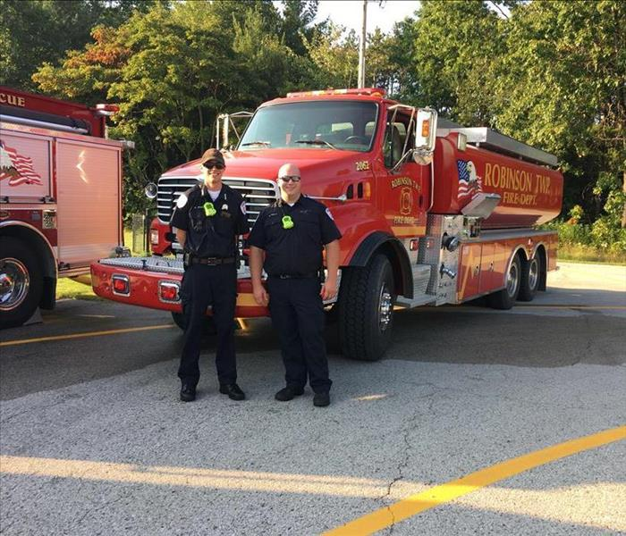 Robinson Township Fire Prevention Open House