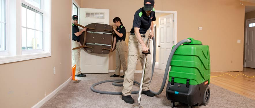 Holland, MI residential restoration cleaning